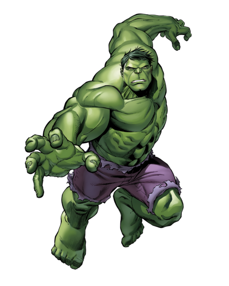 Hulk - Transparent by Asthonx1 on DeviantArt