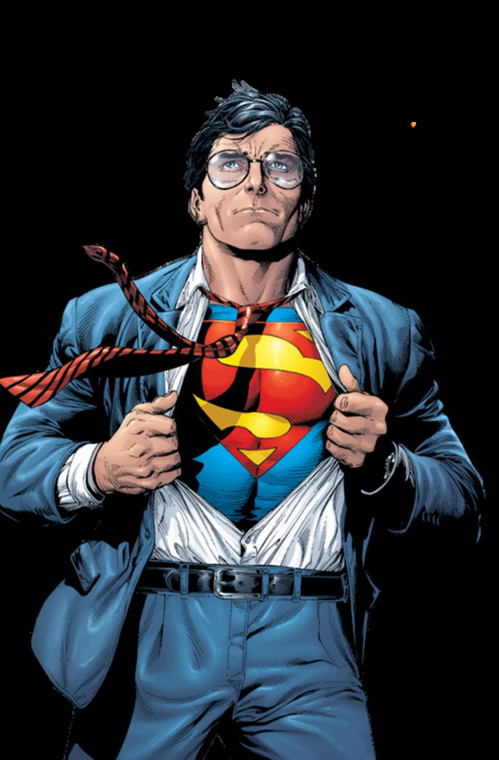 Clark Kent - Transparent by Asthonx1 on DeviantArt