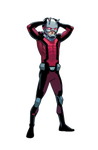 Ant-Man (ANAD) - Transparent