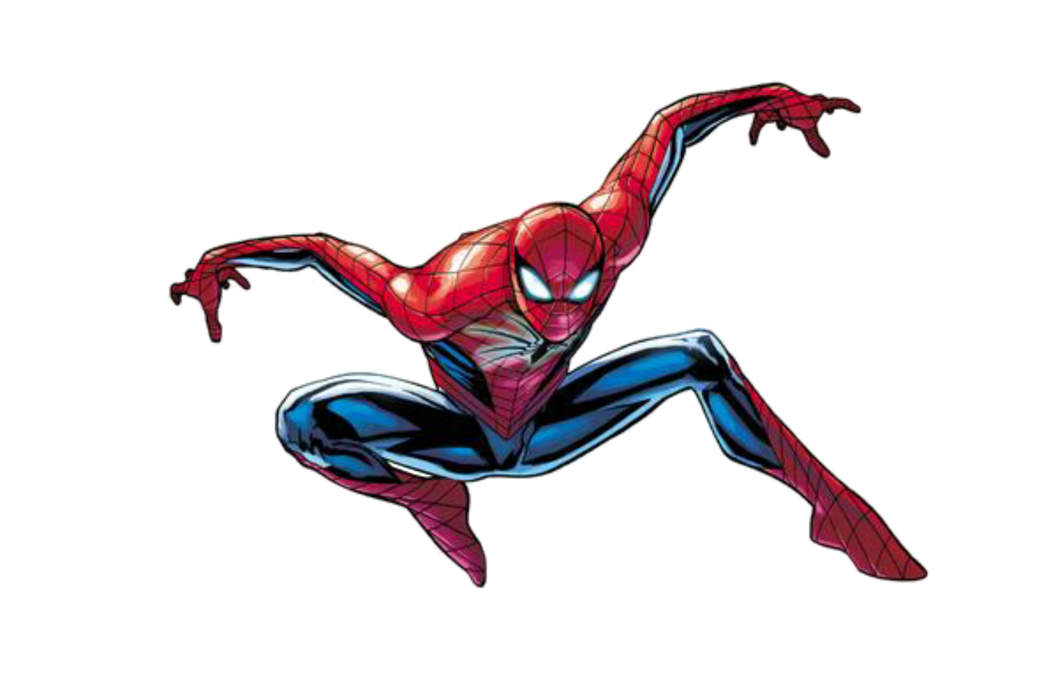 3d spider man transparent - photo #43