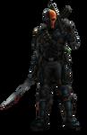 Deathstroke - Transparent