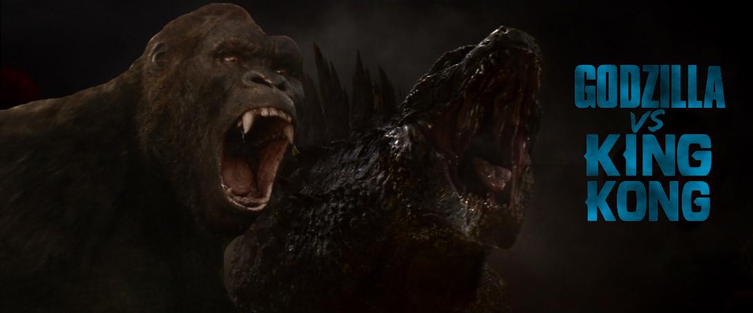 Godzilla VS King kong by Asthonx1 on DeviantArt