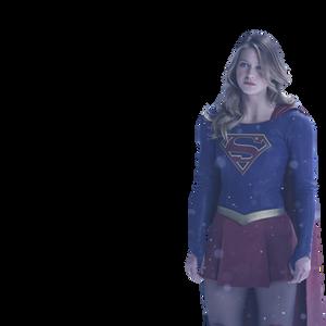 Supergirl - Transparent