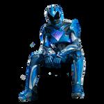 Blue Ranger - Transparent