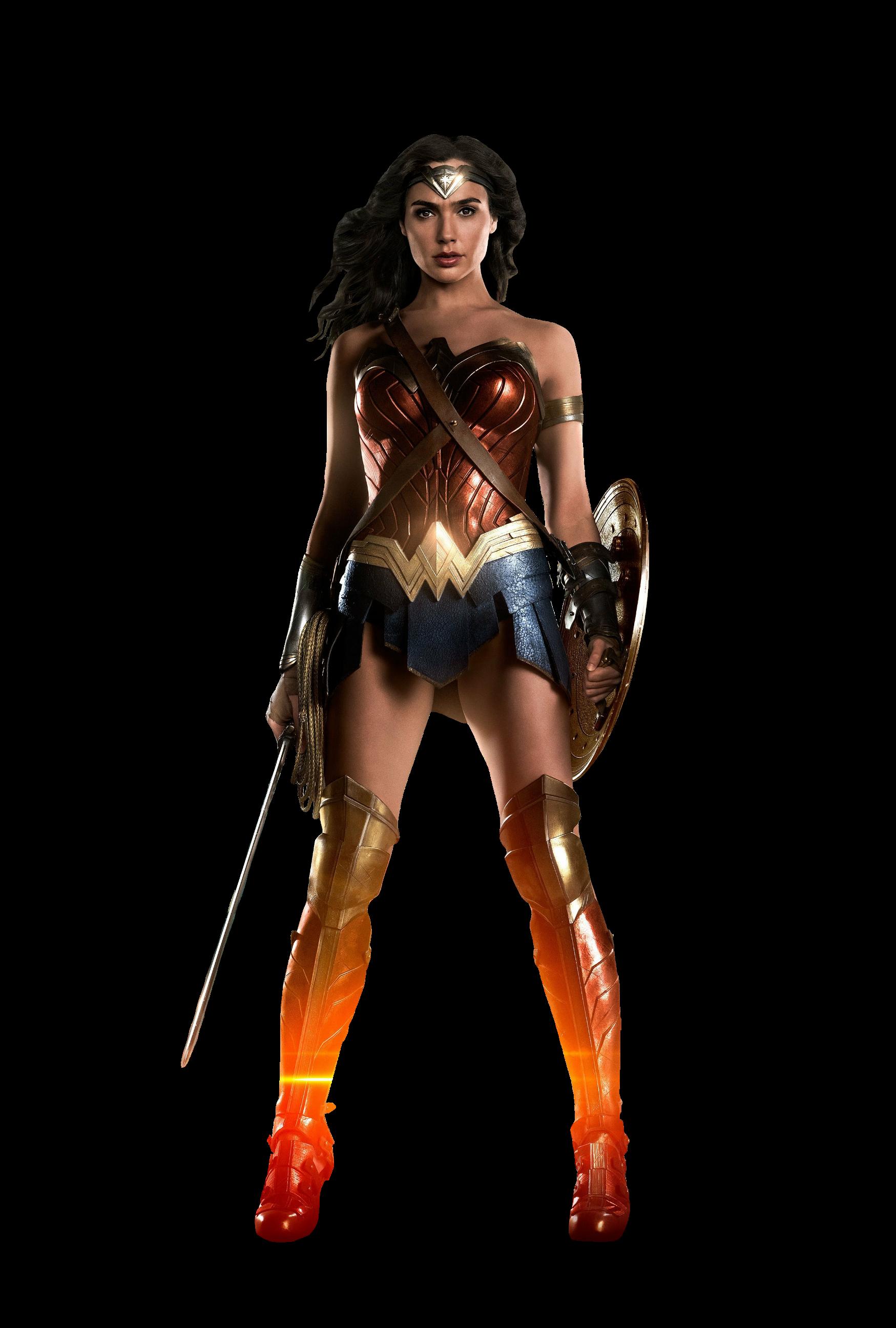 Wonder Woman Transparent By Asthonx1 On Deviantart