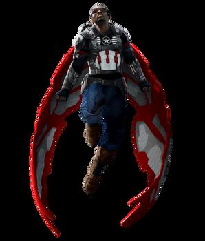 Captain America III - Transparent