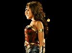 Wonder Woman - Transparent