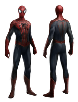 Amazing Spider-Man - Transparent by Asthonx1