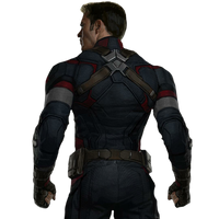 Captain America - Transparent by Asthonx1