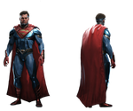 Superman (Injustice 2) - Transparent