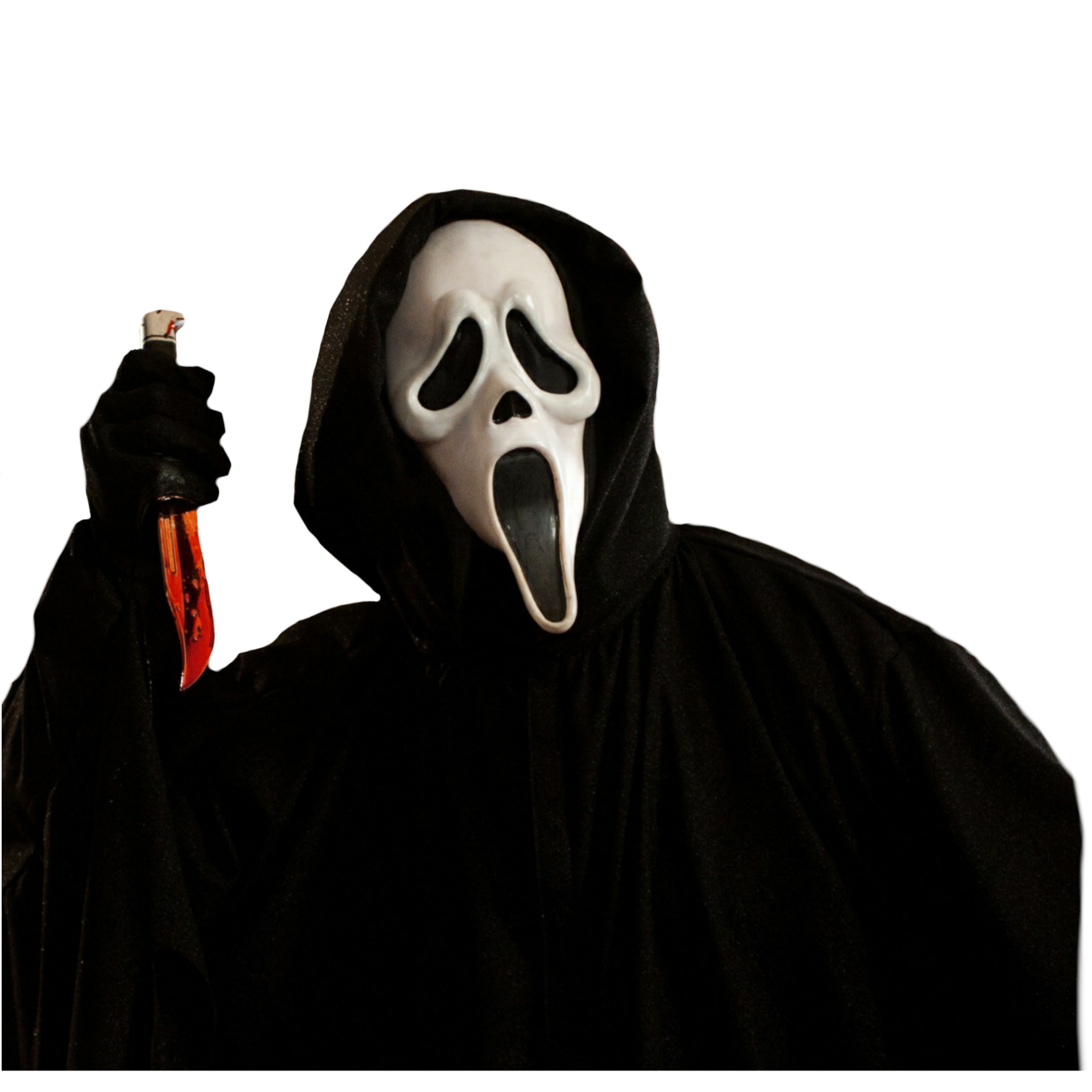 Ubm Careers Ghostface Transparent By Asthonx1 On