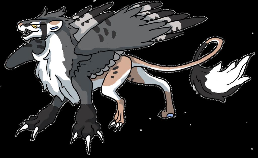 Bagbeans Raziel Ursaraptor Form Reference by SonGoku-Monkey