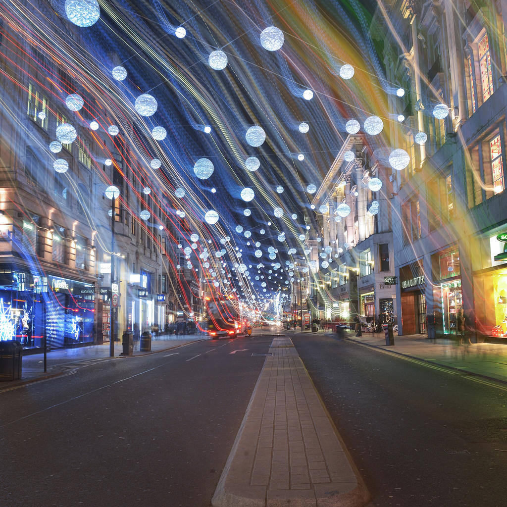 Oxford Circus Candy by cench