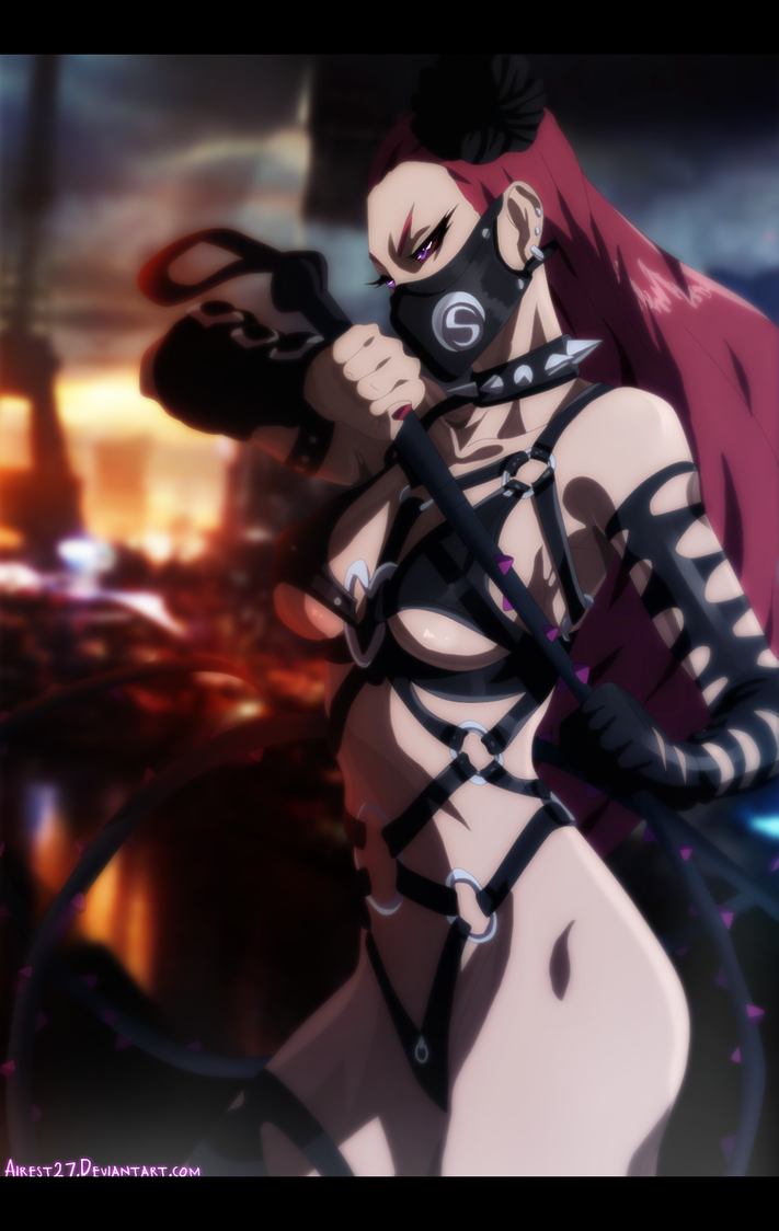 Mysterious Being Slingshot S - OnePunchMan |Color| by Airest27 on ...
