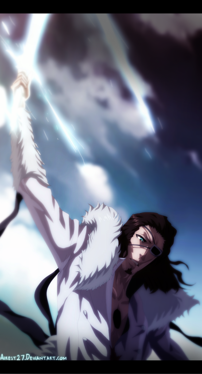 coyote starrk bleach color by airest27 on deviantart