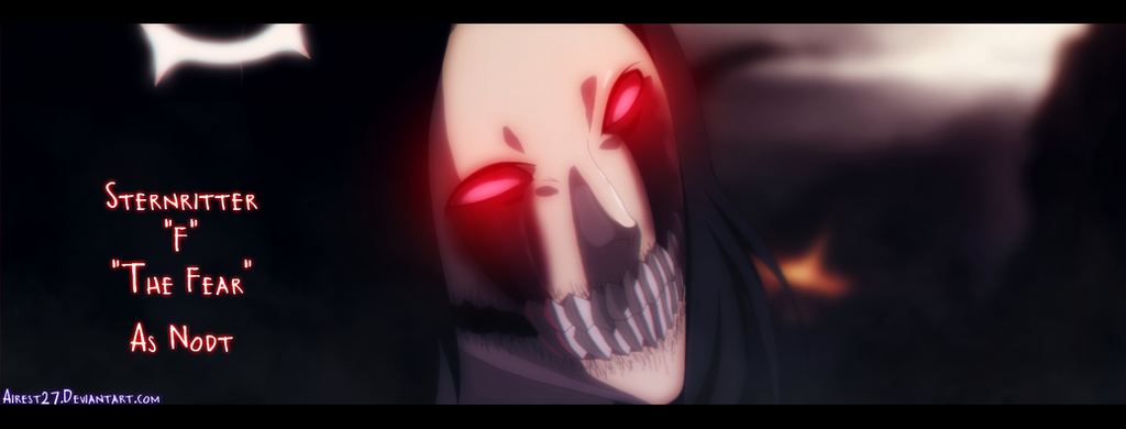 As Nodt - Bleach |Color| by Airest27
