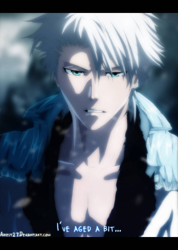 Hitsugaya Toushiro - Bleach |Color| by Airest27