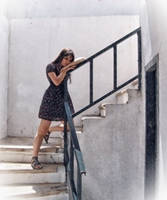 Old stairs by mandyleft