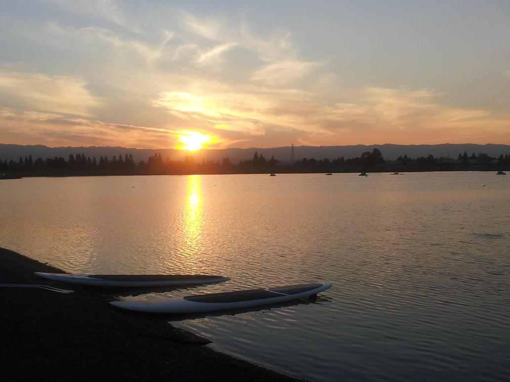 Sunset1 by MMDCousins