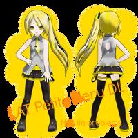 LAT Petite/Chibi Neru download! by MMDCousins
