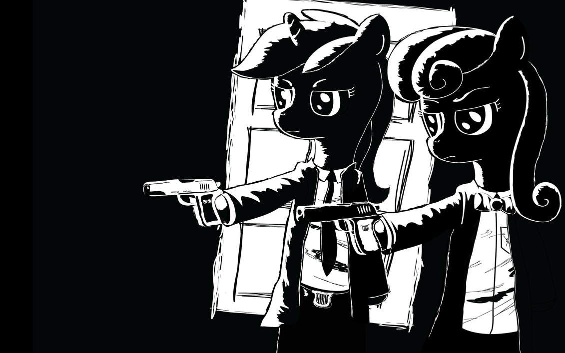 Pulp Ponies by Why485