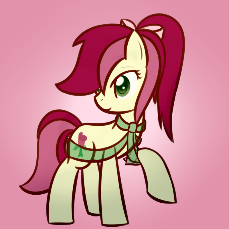 Beach ready Rose by Why485