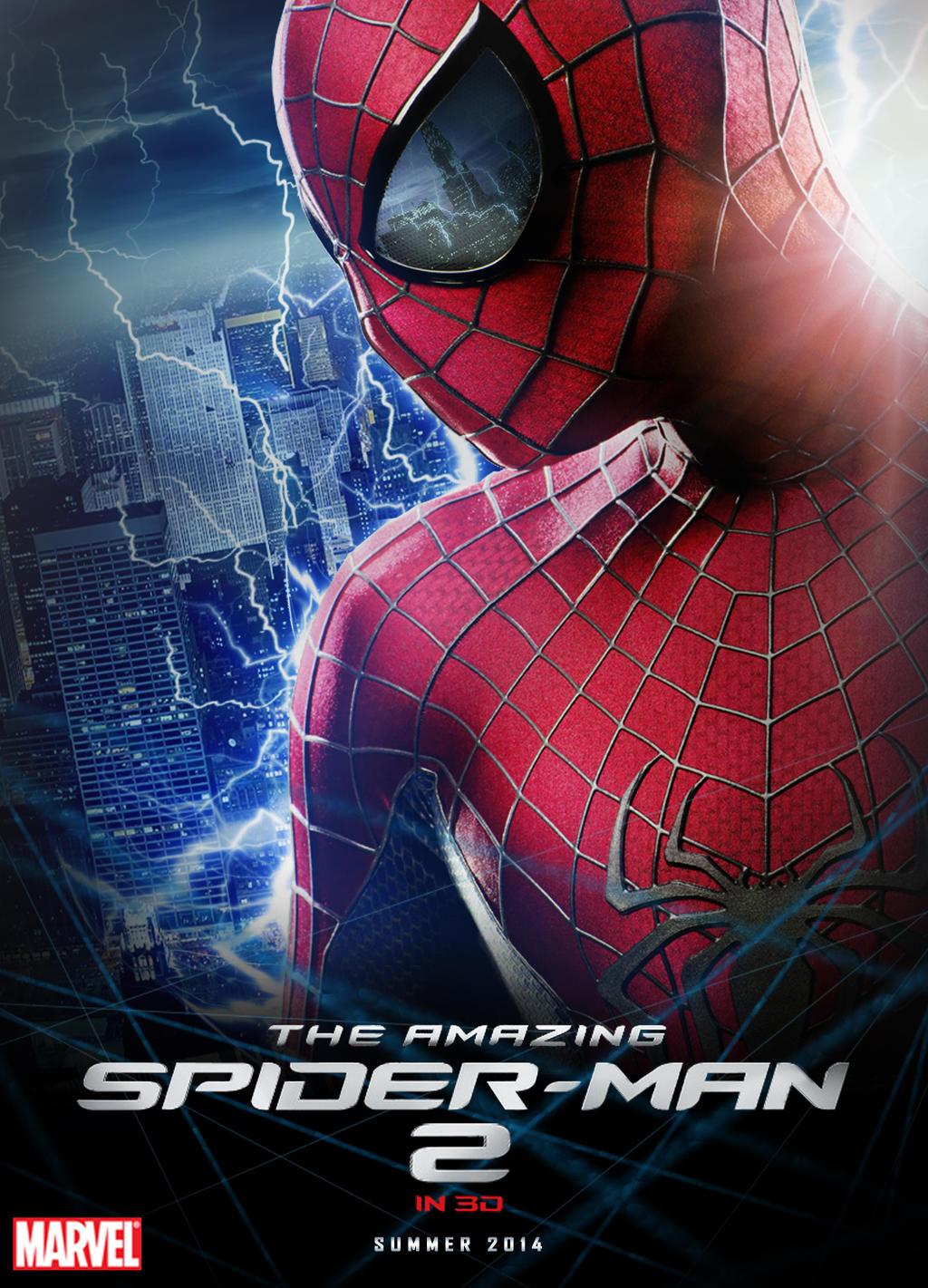 The Amazing Spiderman 2 by Sumitsjc
