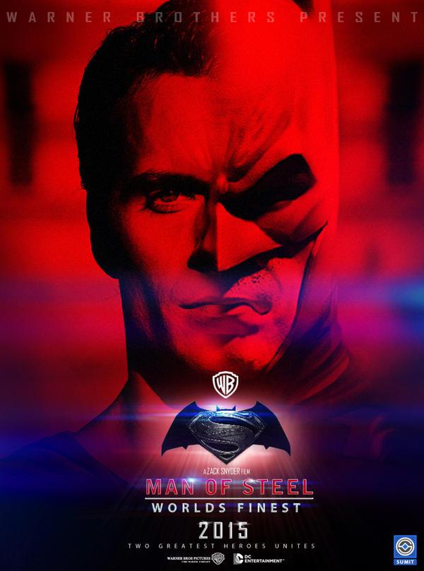 man of steel worlds finest superman and batman by sumitsjc on