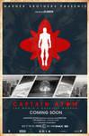 Captain Atom 2016 movie poster Minimilist