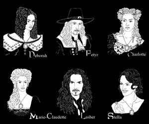 The Mayfair Witches