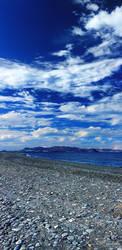 The Beach by ereszkigal