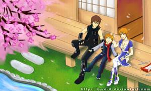 Comm: Hayabusa Family