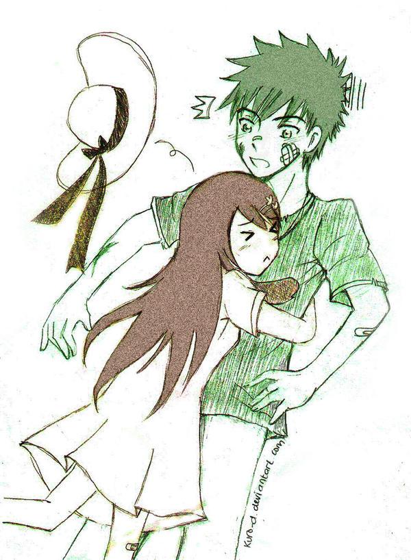 Hugged by Kuro-D