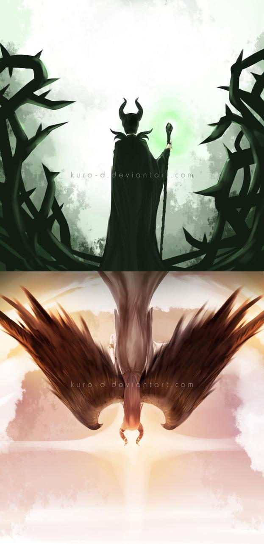 Maleficent by Kuro-D