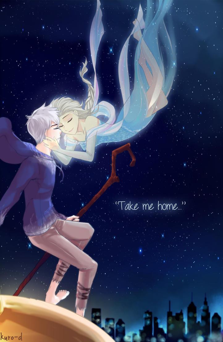 Take me home by Kuro-D