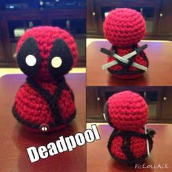 Deadpool by tape-artist