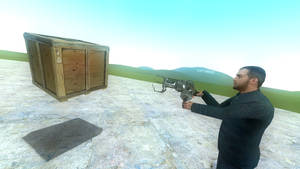 Garry's Mod Physgun by angrybird1228