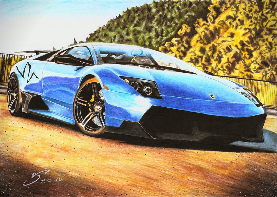 Lamborghini Murcielago Sv By Vsales On Deviantart