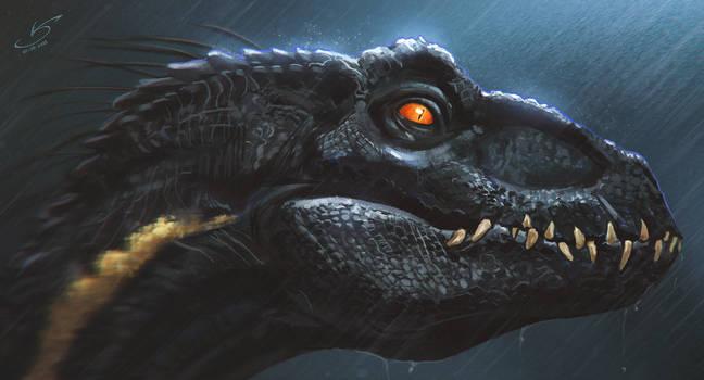 Indoraptor by VSales