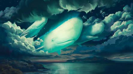 Whale Borealis