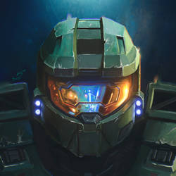 Master Chief - Halo Infinite by VSales