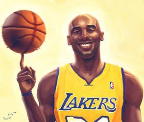 Thankyou, Kobe Bryant