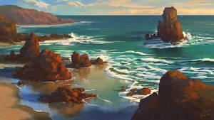 Seashore study