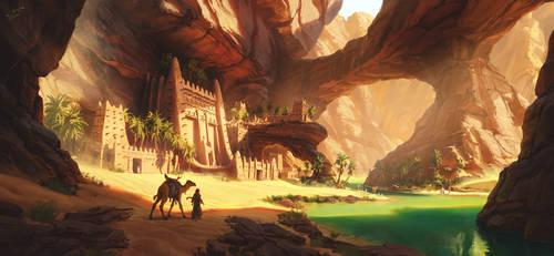 Tuareg Hideout