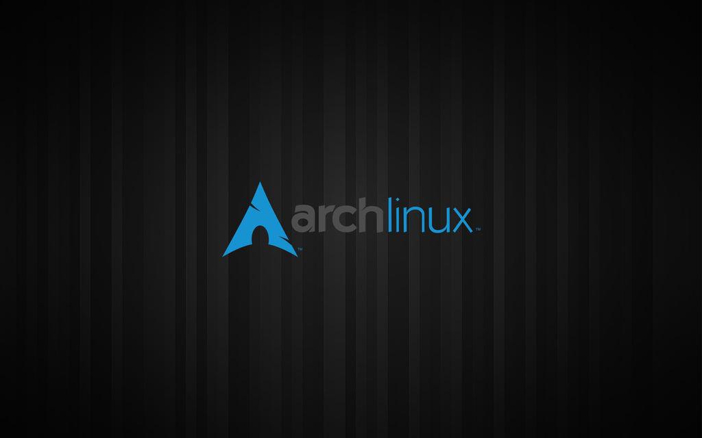 Stripes ArchLinux Wallpaper