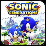 Sonic Generations Icon