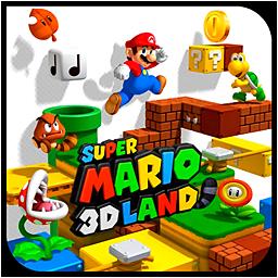 Super Mario 3d Land Icon By Alucryd On Deviantart