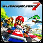 Mario Kart 7 Icon