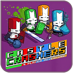 Castle Crashers Yaicon By Alucryd On Deviantart