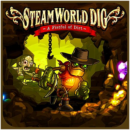 SteamWorld Dig: A Fistful of Dirt YAIcon by Alucryd